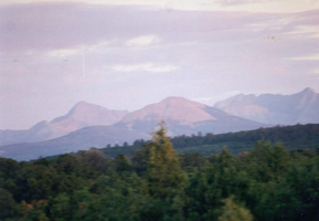 J2F Guest Ranch - Mountains in the Distance