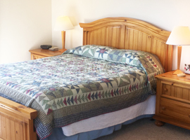 J2F Guest Ranch - Lower Bedroom