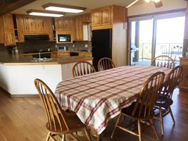 J2F Guest Ranch - Kitchen